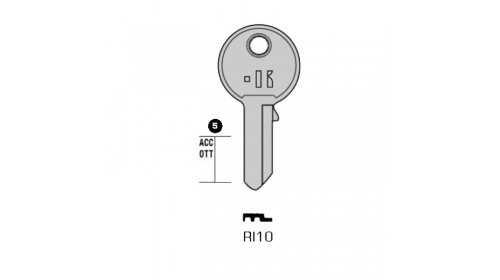 RI10 - Clés Plates Courantes