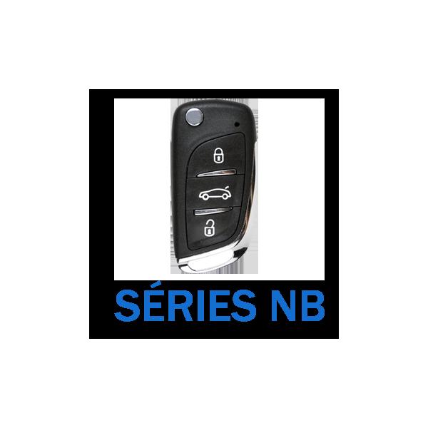 Télécommandes Universelles KEYDIY - Série NB