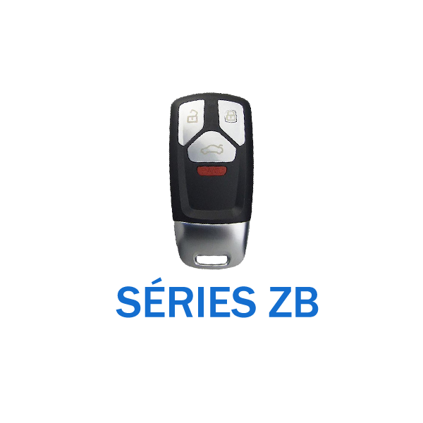 Télécommandes Universelles KEYDIY - Série ZB Mains Libres