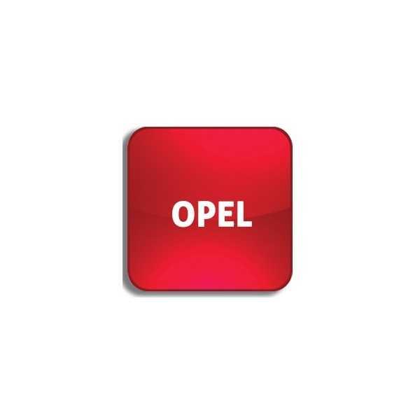 Télécommande voiture - Opel