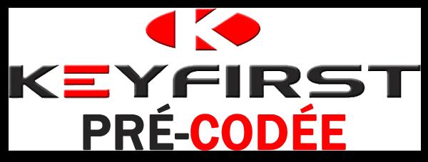Keyfirst Pré-Codée